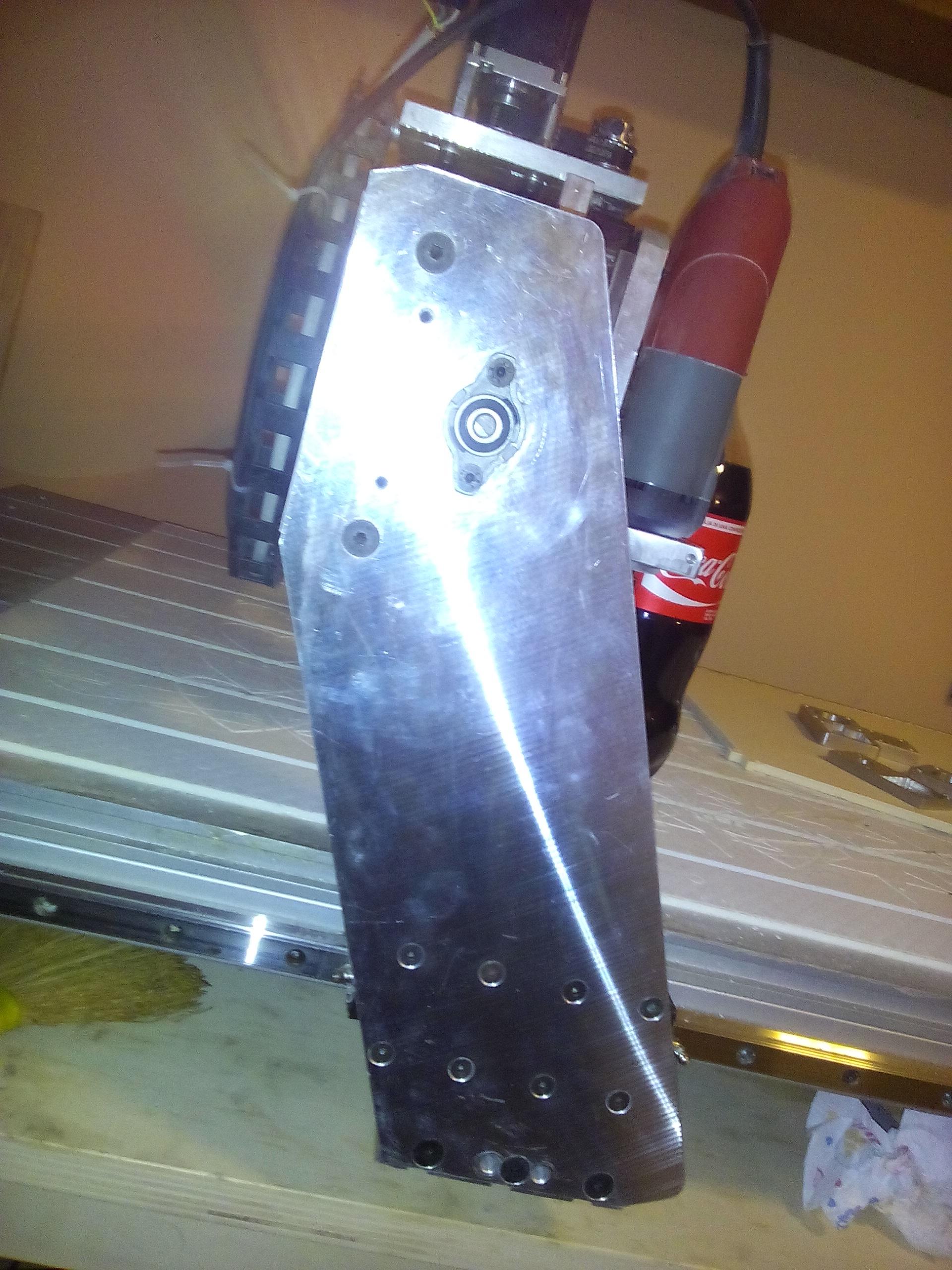 FRESA CNC ELICOTTERO78