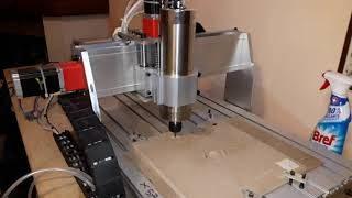 LA MIA NUOVA FRESA CNC 6040